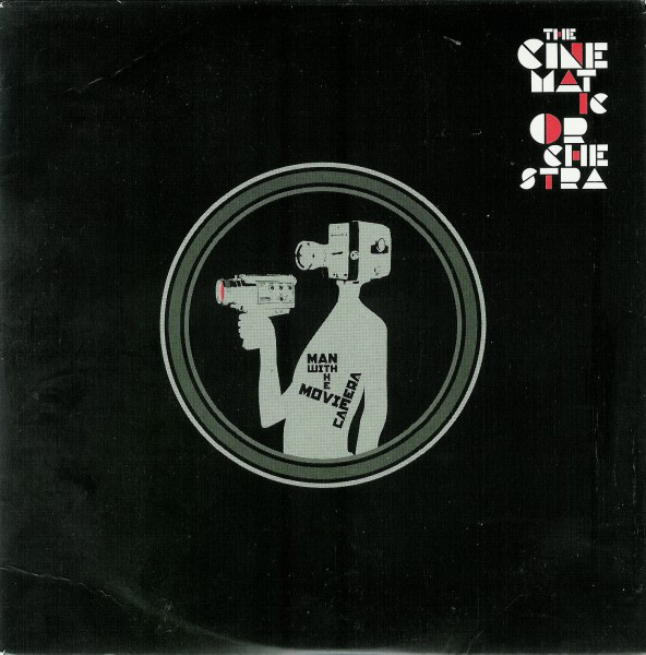 Cinematic Orchestra, The - Man With The Movie Camera cover of release