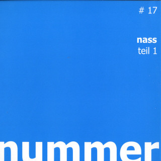 Nass - Teil 1 cover of release