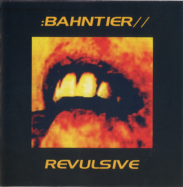 Bahntier - Revulsive cover of release