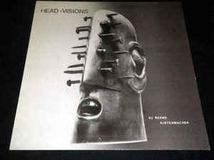 Bernd Kistenmacher - Head-Visions cover of release