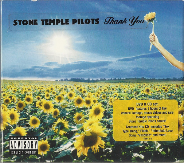 Stone Temple Pilots - Thank You cover of release