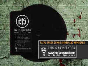 Crash Symptom - Fatal Error Demos