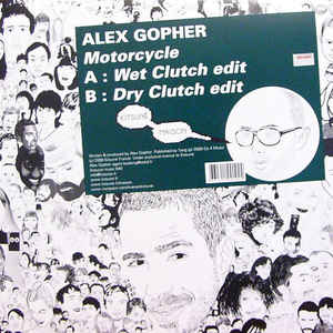 Alex Gopher - Motorcycle