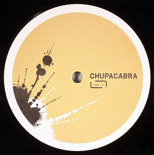 Chupacabra (2) - The Bigger Man cover of release
