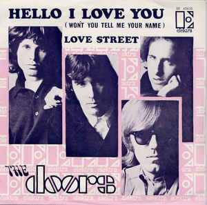 Doors, The - Hello, I Love You, Won't You Tell Me Your Name?