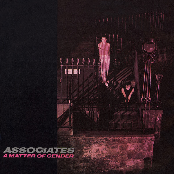 Associates, The - A Matter Of Gender cover of release