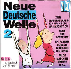 Various - Neue Deutsche Welle 2 cover of release