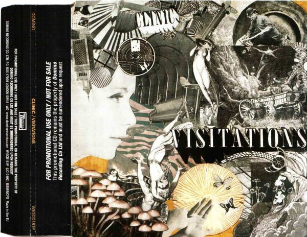 Clinic - Visitations cover of release