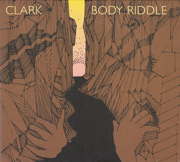 Chris Clark - Body Riddle cover of release