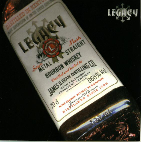Various - Legacy 03/00 cover of release