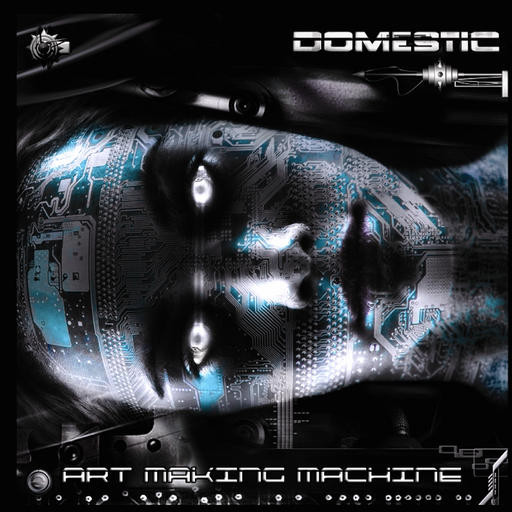 Domestic - Art Making Machine cover of release