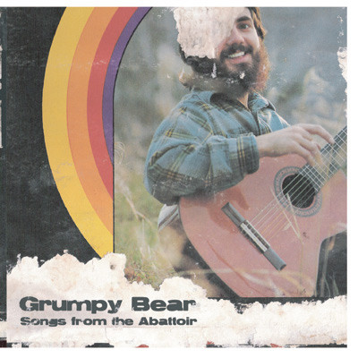 Grumpy Bear - Songs From The Abattoir cover of release