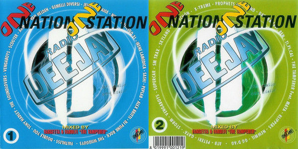 Various - One Nation One Station cover of release