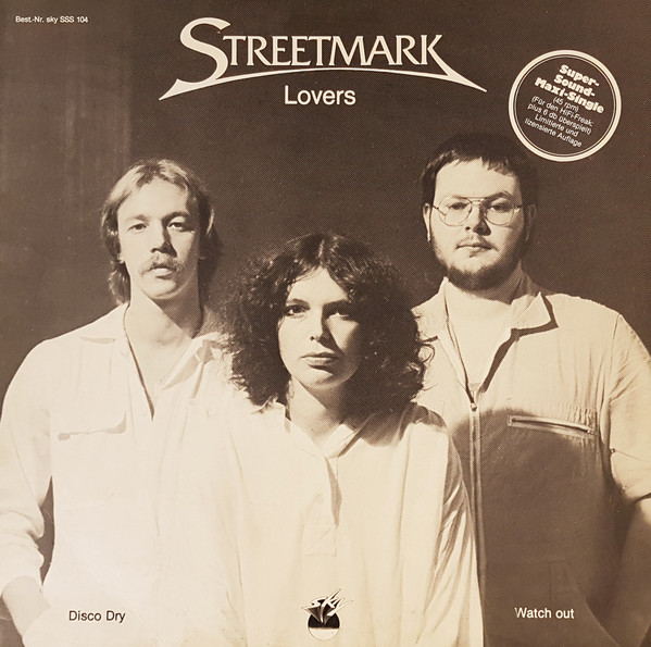 Streetmark - Lovers cover of release