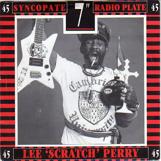 Lee Perry - Jungle cover of release