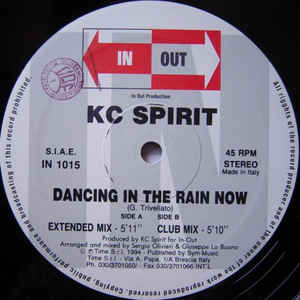 KC Spirit - Dancing In The Rain Now