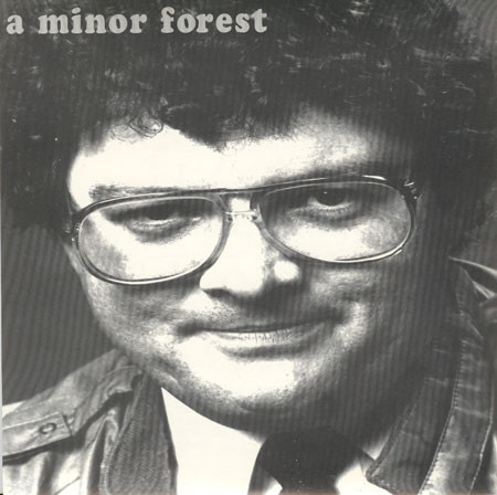 A Minor Forest - Co-ed, As Hell cover of release