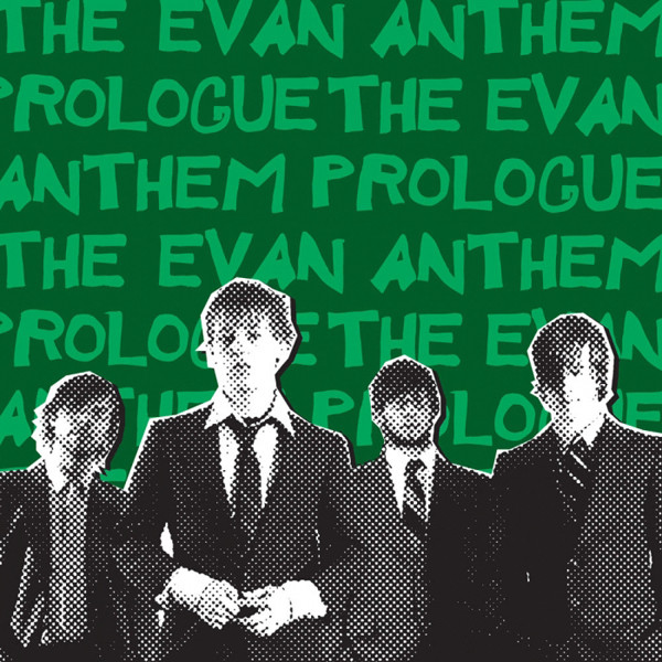Evan Anthem, The - Prologue cover of release