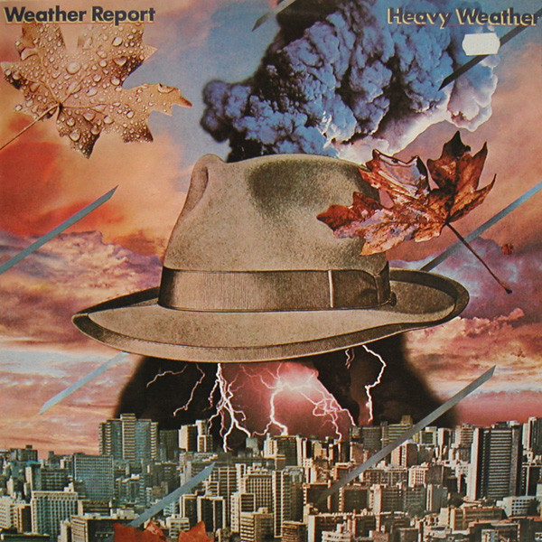 Weather Report - Heavy Weather cover of release
