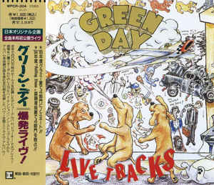 Green Day - Live Tracks