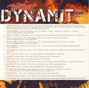 Various - Dynamit Vol. 53 cover of release