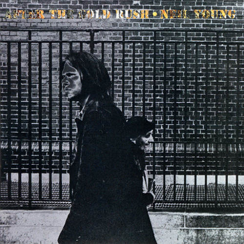 Neil Young - After The Gold Rush cover of release