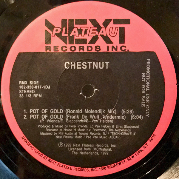 Chestnut - Pot Of Gold cover of release