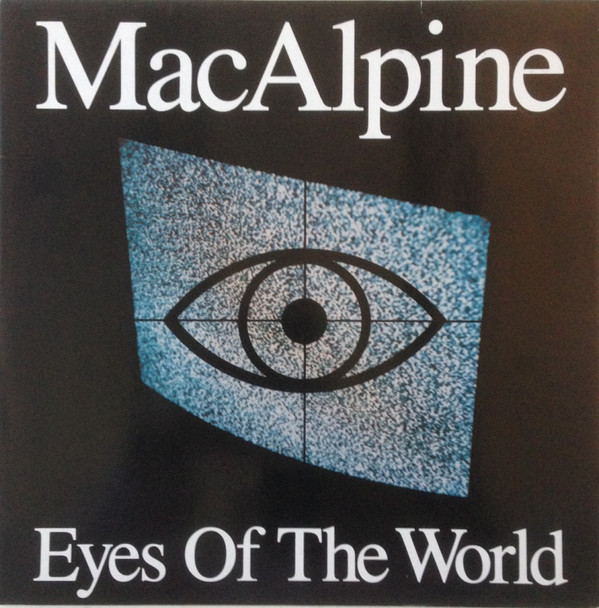 Tony MacAlpine - Eyes Of The World cover of release