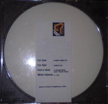 Trial - Special CD For Magdeburg 2-2006 cover of release