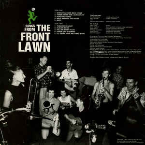 Front Lawn, The - Songs From The Front Lawn