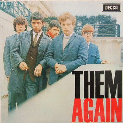 Them (3) - Again cover of release