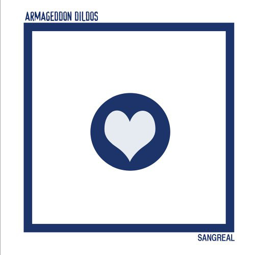 Armageddon Dildos - Sangreal cover of release