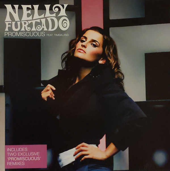 Nelly Furtado - Promiscuous cover of release