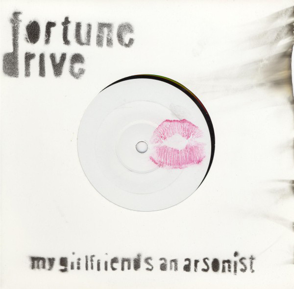 Fortune Drive - My Girlfriend's An Arsonist cover of release