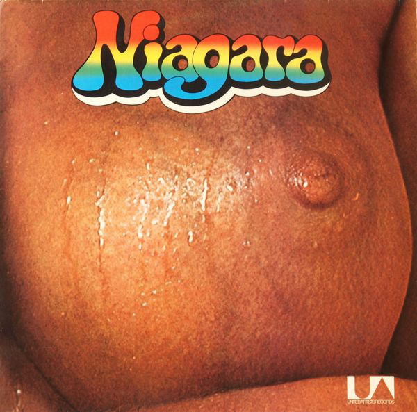 Niagara - Niagara cover of release