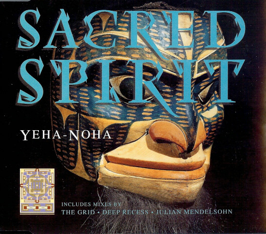 Sacred Spirit - Yeha-Noha cover of release