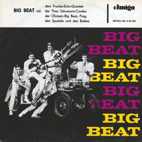 Various - Big Beat II cover of release
