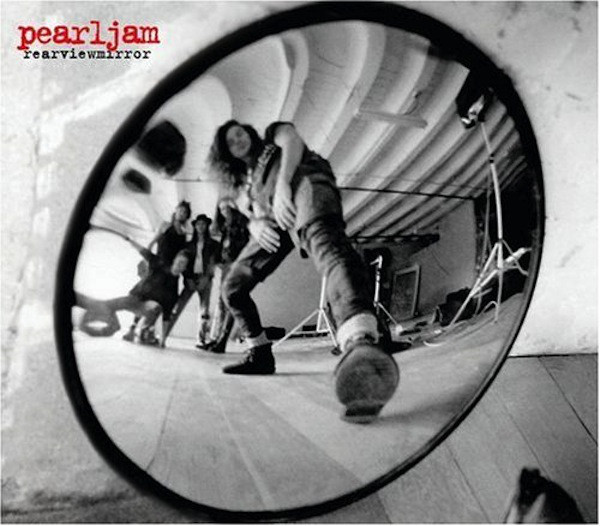Pearl Jam - Rearviewmirror (Greatest Hits 1991-2003) cover of release