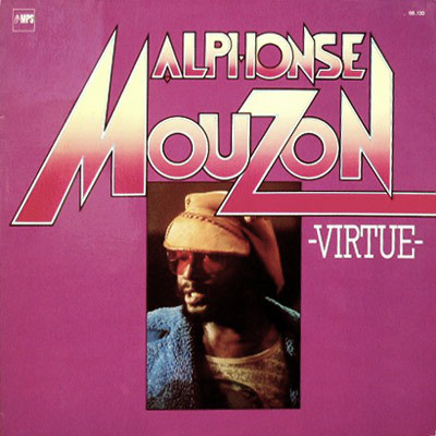 Alphonse Mouzon - Virtue cover of release