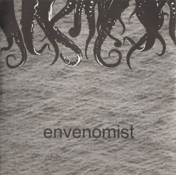 Envenomist - Abyssal Siege cover of release