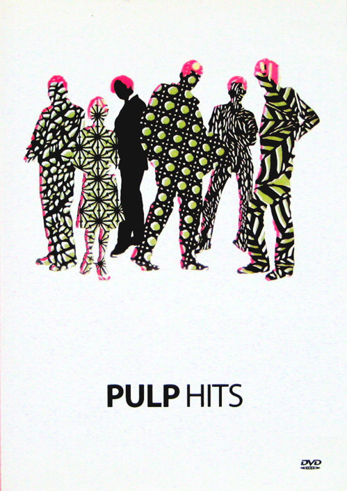 Pulp - Hits cover of release