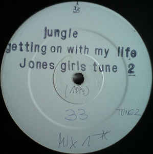 Jones Girls, The - Gettin On With Jungle