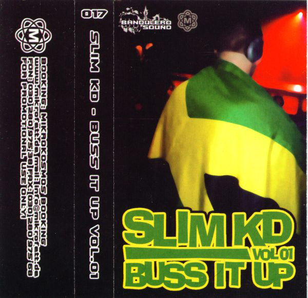 Slim KD - Buss It Up Vol. 01 cover of release