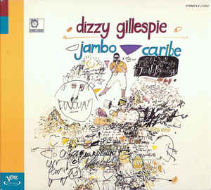 Dizzy Gillespie - Jambo Caribe cover of release