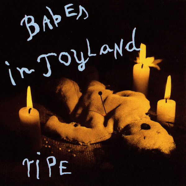 Babes In Toyland - Ripe cover of release