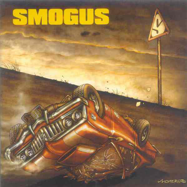 Smogus - No Matter What The Outcome cover of release