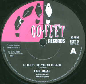 Beat, The (2) - Doors Of Your Heart