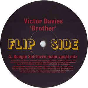 Victor Davies - Brother