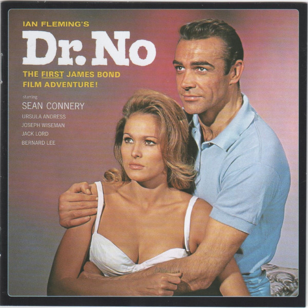 Monty Norman - Dr. No (Original Motion Picture Soundtrack) cover of release