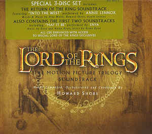 Howard Shore - The Lord Of The Rings (The Motion Picture Trilogy Soundtrack)